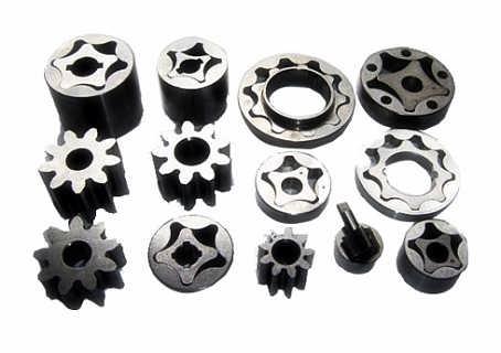 铁基粉末冶金随机转子定子-石家庄精石新材料科技有限公司销售部