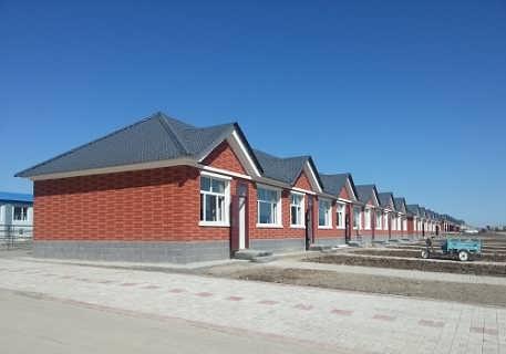 内蒙古农村建房泥草房改造危房改造专用GM高强保温墙体板