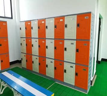 ABS储物柜多少钱 环保塑料储物柜 温泉储物柜
