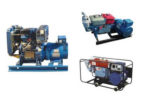 小型柴油发电机 东方红柴油发电机组