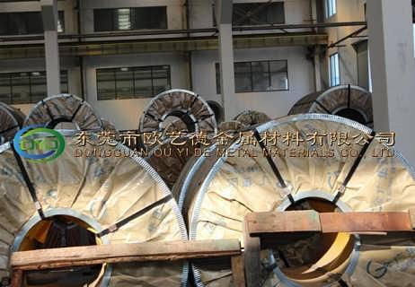碳素弹簧钢带 SUP4弹簧钢性能
