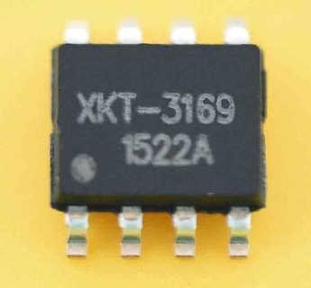 芯科泰供应2A大电流无线充电芯片IC XKT-3169-深圳市芯科泰电器开发有限公司