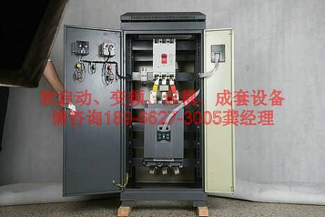 水泵控制器 旁路软启动柜 液位控制 罗卡牌 380v电机