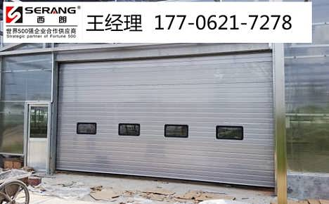 绍兴不锈钢滑升门,绍兴大型电动提升门厂家-苏州西朗西明工业设备有限公司外贸部