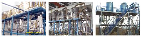 蒸发装置的设计选型、布置和操作方式的选择标准-江阴江中设备制造有限公司