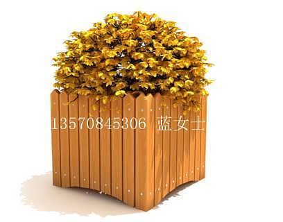 【荐】价格合理的环保塑木花箱供销厂家-深圳市振兴景观设施制造厂销售部