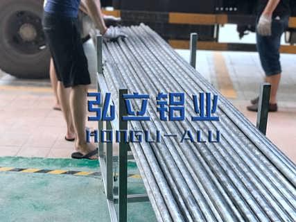 国产2024铝合金棒 2024高硬度铝棒-东莞市弘立铝业有限公司