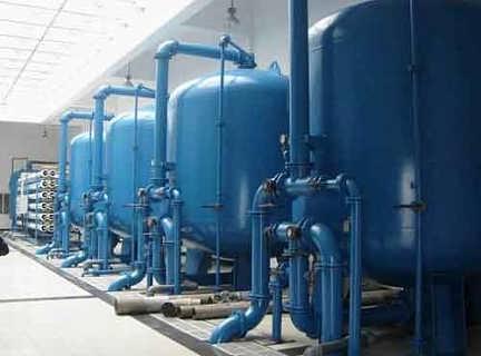 磐安县印染厂废水净化成套设备供应-常州华社环保科技有限公司.