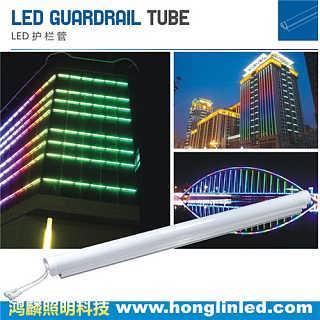 铝槽LED护栏管公司