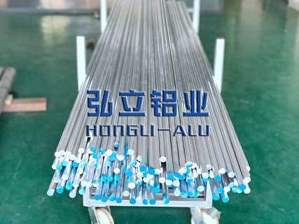 国产6061-T6铝棒 6061-T6氧化专用铝棒-东莞市弘立铝业有限公司