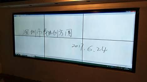 液晶拼接屏多点触摸屏选融创方圆质保24个月-深圳市融创方圆科技有限公司