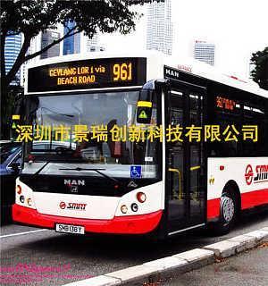深圳公交车led电子路牌,公交车led显示屏专业批量生产
