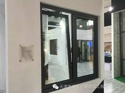 高档铝木门窗一般用什么材料制作-天津市盛世广源装饰工程有限公司