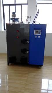 劳士特生物质蒸汽发生器锅炉100KG-浙江绿野生物质锅炉科技有限公司