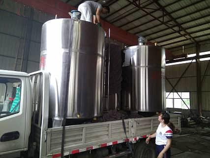 陆丰不锈钢储罐、搅拌罐生产厂家
