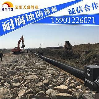 东营钢带增强聚乙烯波纹管哪家便宜