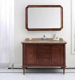 浴家居高第极简主义下的新中式风格
