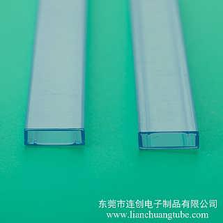 东莞连创专业定做电子元器件行业专用ic料管图片及使用方法
