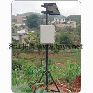 利用GPRS土壤墒情监测系统随时随地掌握田地情况