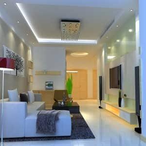 简约不简单的现代客厅装修