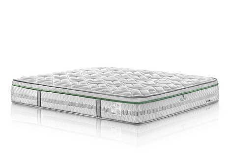 进口防火床垫十大品牌排行_艾绿床垫