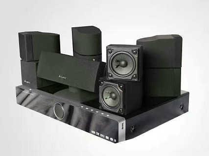 DMJ迷你家庭影院套装音响专业家用小音响看电影必备