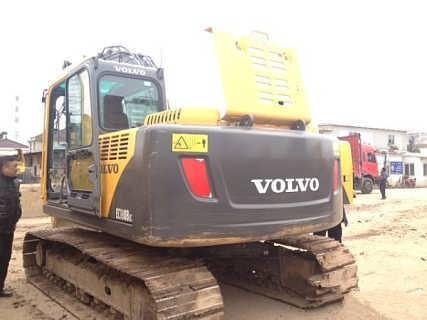 沃尔沃360大型二手挖掘机出售现货现卖保证质量