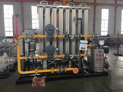 LNG气化站-河北强星调压器有限公司