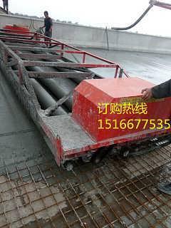 三滚轴摊铺机订做多种米数绞龙滚筒整平机图片-济宁浩鸿工矿设备公司销售部