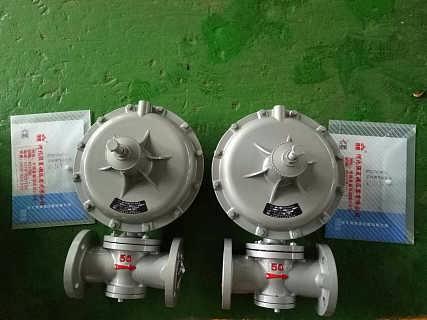 锅炉专用减压阀-河北强星调压器有限公司