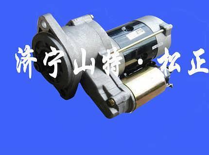 小松SAA6D102进口起动马达质量好600-863-5711-北京山特松正国际贸易有限公司销售部