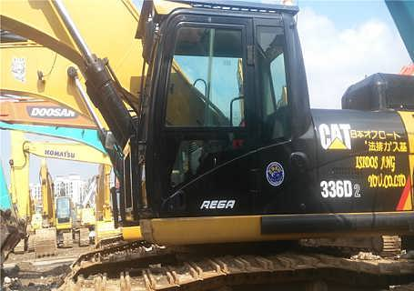 卡特336D2二手挖掘机现货转让低价优惠
