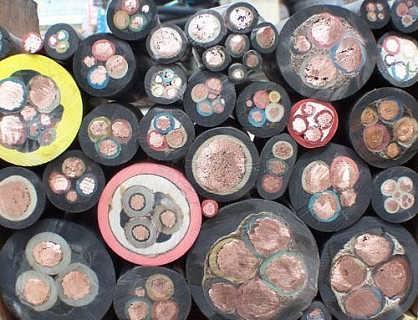 求购公明废料回收处理 电缆高价收购