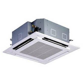 杭州东芝中央空调四面三面二面出风嵌入式空调