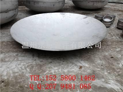 批发供应不锈钢无直边封头厂家-温州永恩管件有限公司