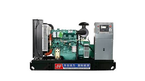 华全厂家对柴油发电机的发热试验检查-山东华全动力股份有限公司销售部