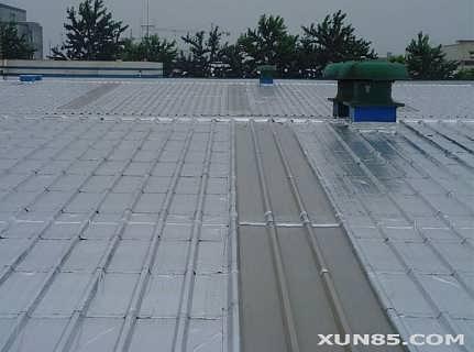 龙门厂房钢结构彩钢瓦屋面卷材防水补漏惠州欧耐克公司