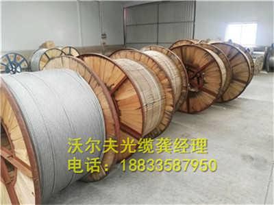 OPGW-24B-100光缆,opgw光缆多少钱一米-秦皇岛沃尔夫线缆有限公司(OPGW光缆)