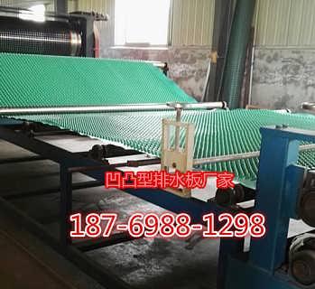 沧州地下室耐根穿刺排水板疏水板-泰安市旺高建材有限公司_塑料排水板