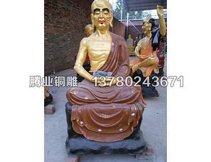 道教神像铜雕多少钱-唐县腾业铜雕有限公司