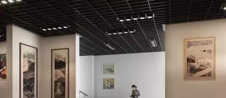 科学南宁展厅设计装修效果打造要素助力企业健康发展