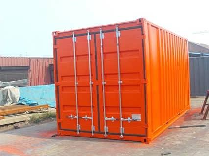厂家低价销售标准集装箱 标准集装箱专业设计