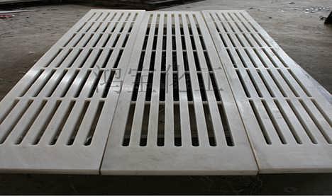定做聚乙烯耐腐蚀板吸水箱面板