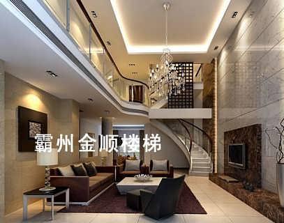 楼梯别墅_平顶山别墅农村生产厂家【金顺】盖朝向别墅楼梯wen图片