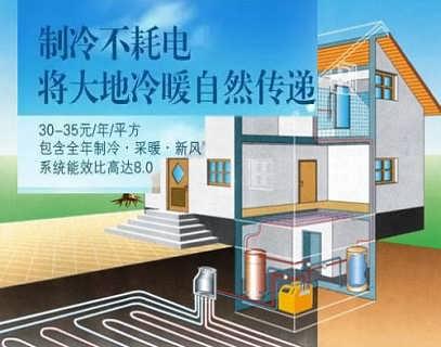 上海地源热泵空调报价/三恒系统公司/上海美暖新能源科技发展有限公司