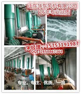 舟山22KW污水曝气风机,舟山22KW曝气罗茨风机