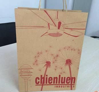 牛皮纸袋,贴纸绳纸袋定制,广州牛皮纸袋厂