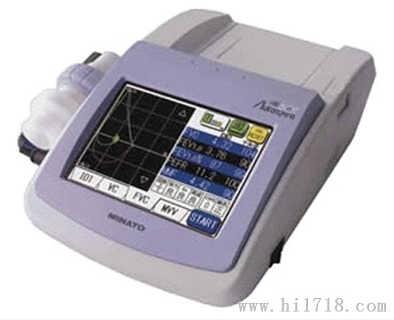 日本原装进口--MINATO(美能)肺功能检查仪AS-507型