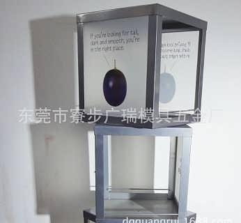 东莞智能锁展示架生产厂家浅析展示架在门店中的应用和贡献