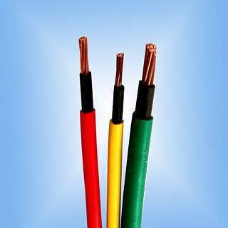 聚氯乙烯绝缘电缆俗称BV线-山东泰开电缆有限公司